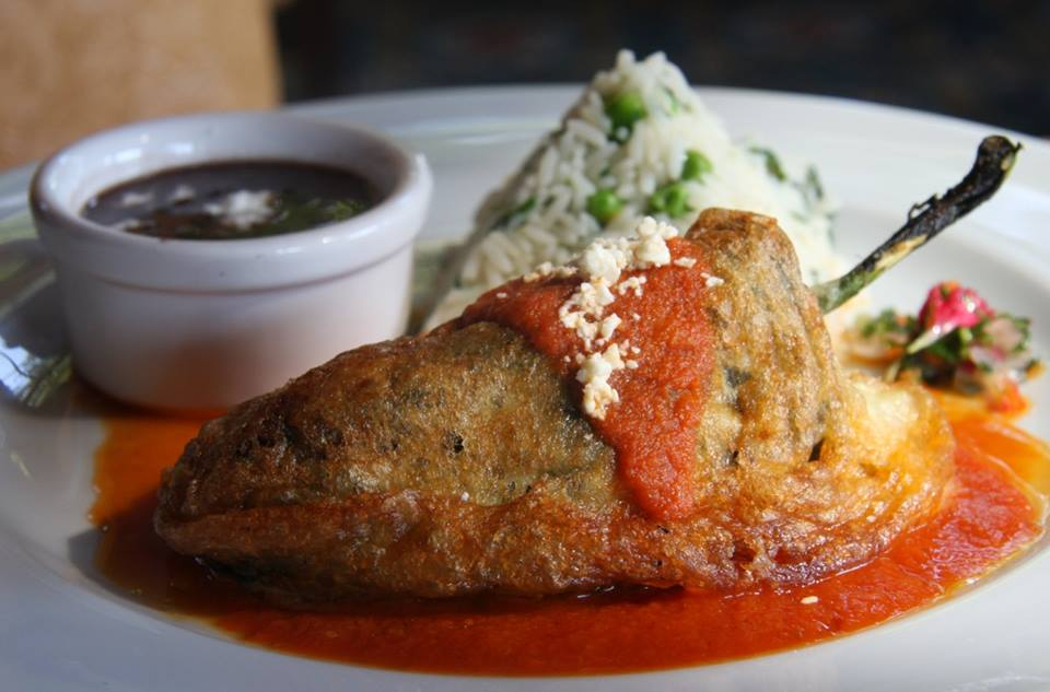 Hugo's Chile Relleno