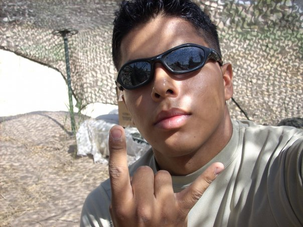 Anthony Gonzales, Iraq War Veteran