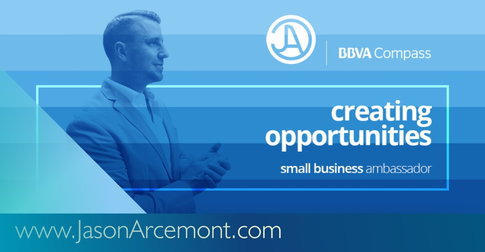 Jason Arcemont BBVA Business Ambassador