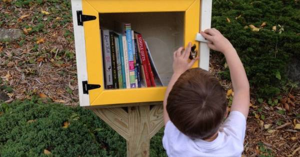 Little Free Library Police Program